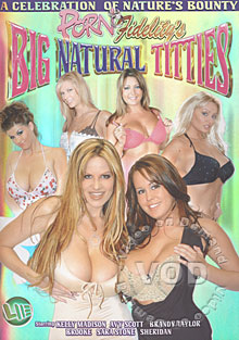 Porn Fidelity - Big Natural Titties Box Cover