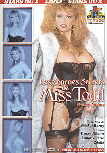 Le Charmes Secrets de Miss Todd (The Secrets of Miss Todd) Box Cover