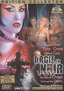 Orgie En Noir (Orgy in Black) Box Cover