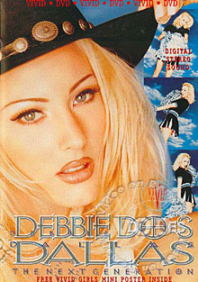 Debbie Does Dallas - The Next Generation Box Cover