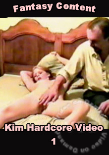 Kim Hardcore Video 1 Box Cover