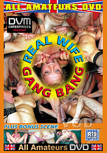 Real Wife Gang Bang Box Cover