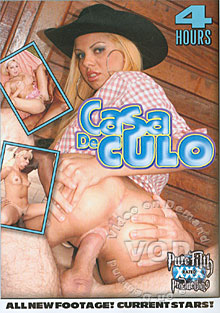 Casa De Culo Box Cover