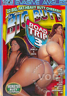 The Homies' Big Butt Road Trip 3 Box Cover