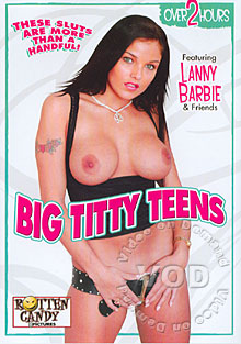 Big Titty Teens Box Cover