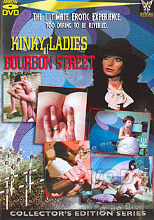 Kinky Ladies Of Bourbon Street Box Cover