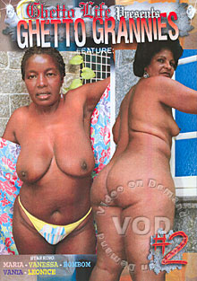 Ghetto Grannies #2 Box Cover