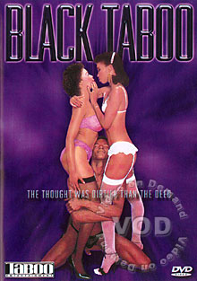 Black Taboo Box Cover