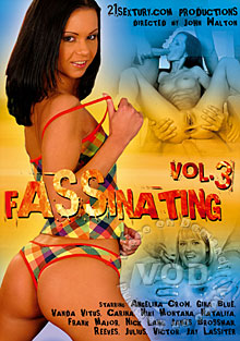 FASSinating Vol. 3 Box Cover