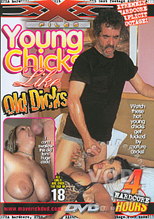 Young Chicks Like Old Dicks Box Cover