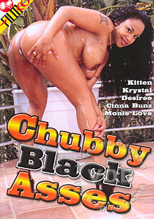 Chubby Black Asses Box Cover