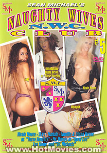 Naughty Wives Club #5 Box Cover