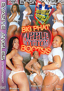 Big Phat Apple Bottom Bootys Box Cover