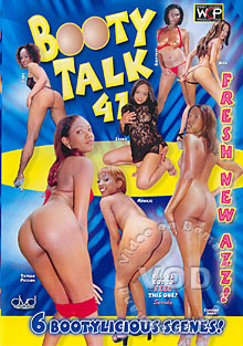 Booty Talk 41 Box Cover