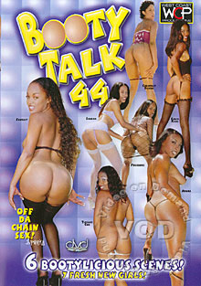 Booty Talk 44 Box Cover