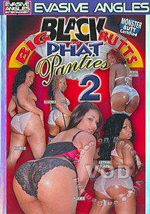 Big Black Butts 'N Phat Panties 2 Box Cover