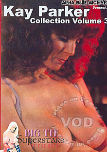 Kay Parker Collection Volume 3 Box Cover