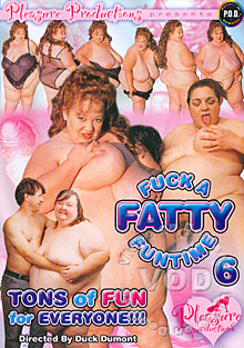 Fuck A Fatty Funtime 6 Box Cover