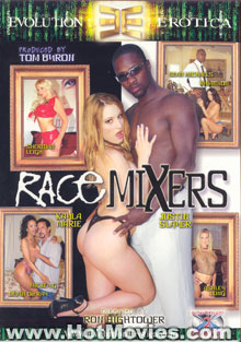 Race Mixers Box Cover
