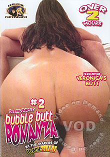 Bubble Butt Bonanza #2 Box Cover