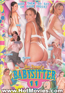 The Babysitter 11 Box Cover