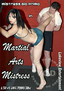 Martial Arts Mistress Box Cover