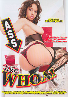 Ass Like Whoa! Box Cover
