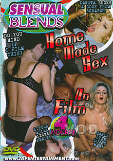 Home Made Sex On Film Box Cover