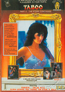 Taboo American-Style Part 2 - The Story Continues Box Cover