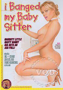 I Banged My Babysitter Box Cover