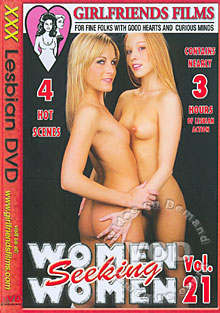 Women Seeking Women Volume 21 Box Cover