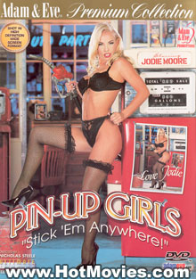 Pin-Up Girls Box Cover