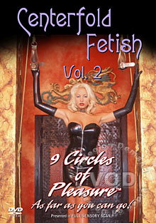 Centerfold Fetish Vol. 2 - 9 Circles Of Pleasure Box Cover
