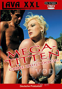 MegaTitten Box Cover