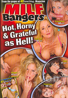 MILF Bangers Box Cover