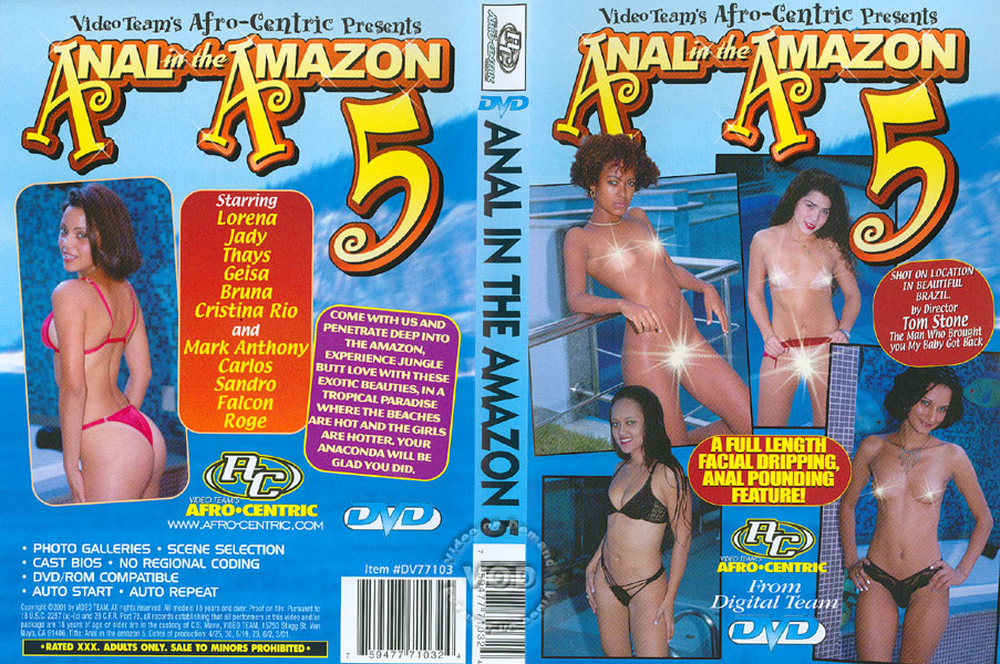 Anal In The Amazon 5