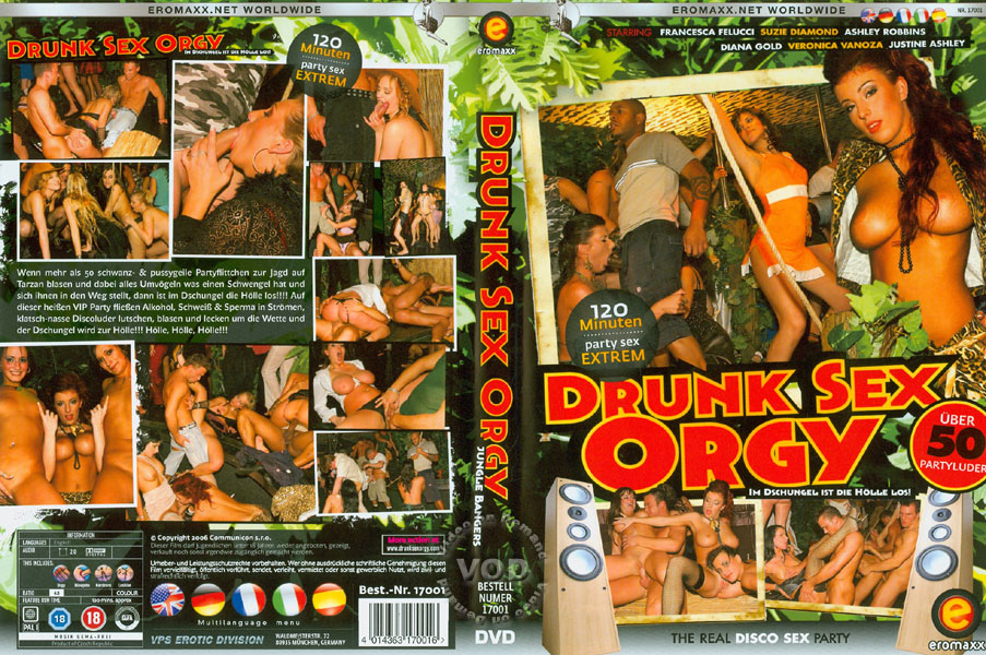 Drunk Sex Orgy Jungle Bangers