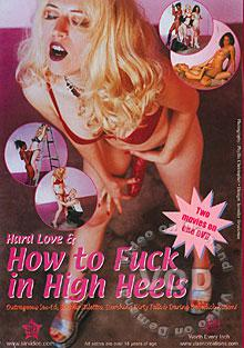 How To Fuck In High Heels Box Cover