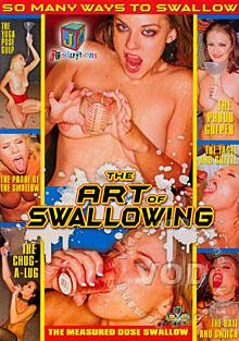 The Art Of Swallowing Box Cover