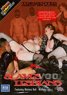 Slaves To Lesbians Box Cover