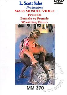 MM370: Female Vs. Female Wrestling Demo Box Cover