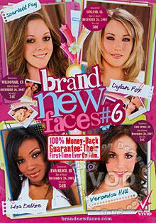 Brand New Faces #6 Box Cover