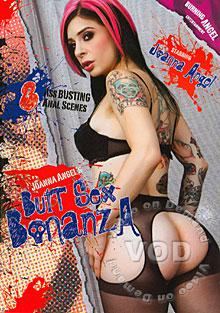 Joanna Angel Butt Sex Bonanza