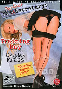 The Perfect Secretary: Training Day (Disc 1) Box Cover