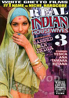 Real Indian Housewives 3 Box Cover