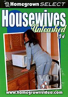 Housewives Unleashed 34 Box Cover