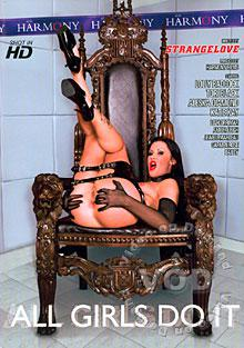 All Girls Do It Box Cover