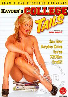 Kayden's College Tails Box Cover