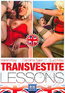Transvestite Lessons Box Cover