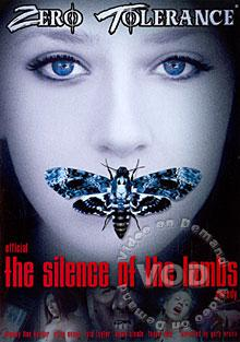 Official The Silence Of The lambs Parody Box Cover